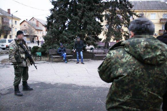 D.Pancerovo nuotr./Proukrainietiški Ščestja gyventojai