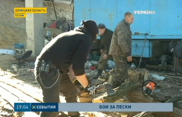 sobytiya.tv nuotr./Lietuvis savanoris Alenas fronte talkina Ukrainos kariams
