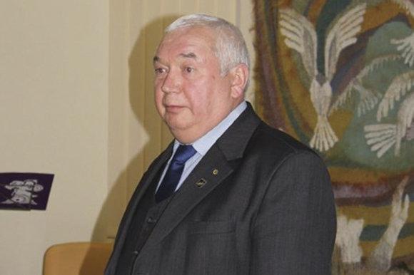 Asmeninio archyvo nuotr./Vytautas Kanevičius