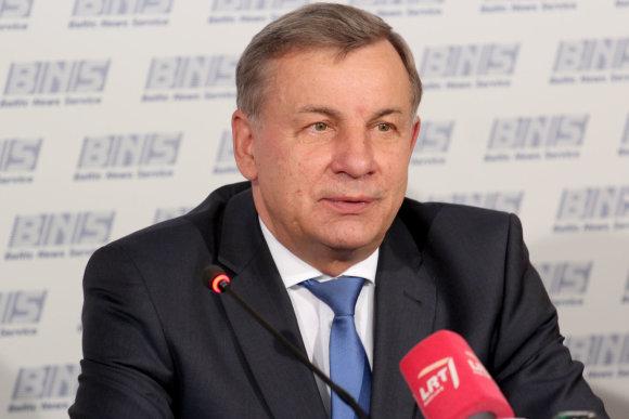 Valerijos Guiskajos/15min nuotr./Rimantas Sinkevičius, Lietuvos Respublikos susisiekimo ministras