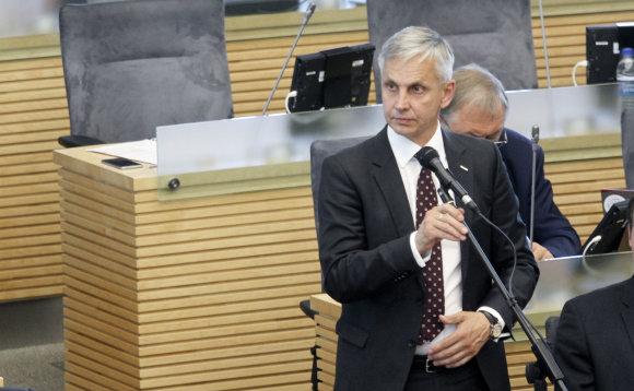 Valdo Kopūsto / 15min nuotr./Povilas Urbšys