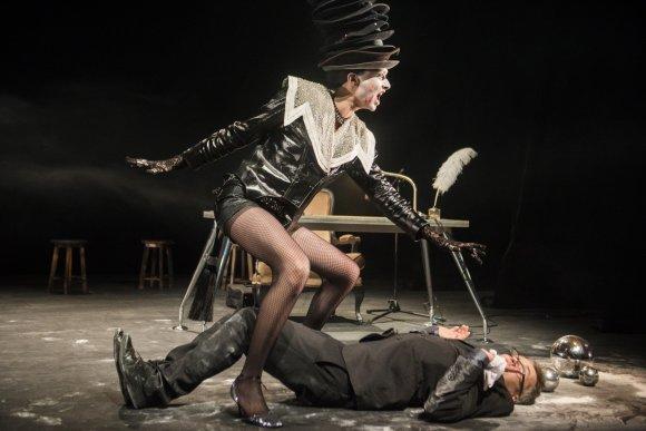 """Asmeninio archyvo nuotr/Vilma Raubaitė, spektaklis """"Faustas"""""""