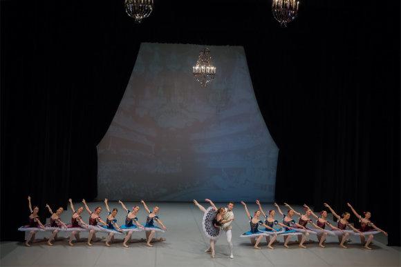 """Organizatorių nuotr./Baletas """"Paquita"""""""