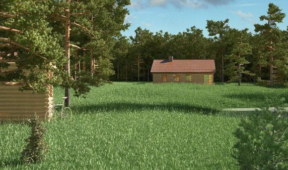 Domoplius.lt nuotr./Savaitgaliai ir atostogos gamtoje. Tai viena pagrindinių priežasčių, dėl kurios perkamos sodybos, vasarnamiai, sodo nameliai arba butai pajūryje, vadinamieji antrieji namai.