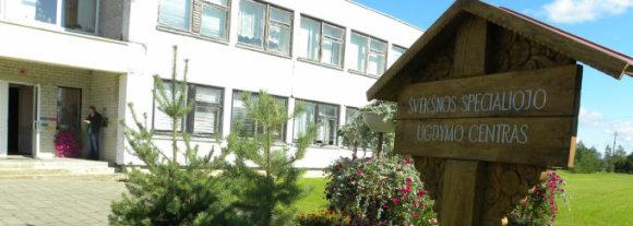 Švėkšnos specialiojo ugdymo centras
