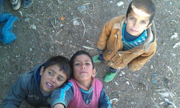 Ali Aimuradovo kelionė į pabėgėlių stovyklą Turkijoje
