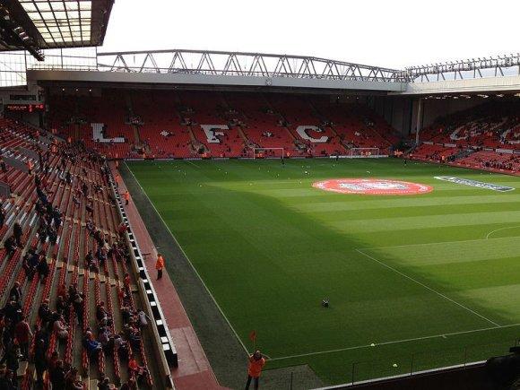 """""""Anfield"""" stadionas"""