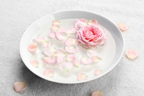Shutterstock nuotr./Rožių vanduo