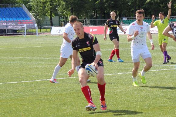 LRF nuotr./Regbis-7: Lietuva – Anglija