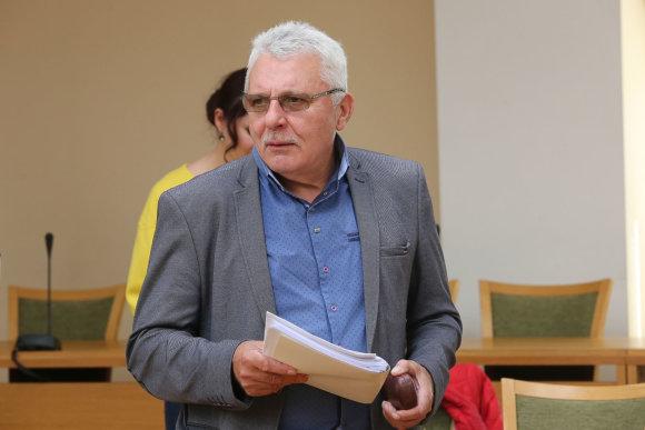 Vidmanto Balkūno / 15min nuotr./Algimantas Salamakinas