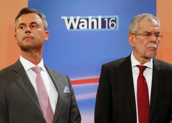"""""""Reuters""""/""""Scanpix"""" nuotr./Kandidatai į prezidento postą"""