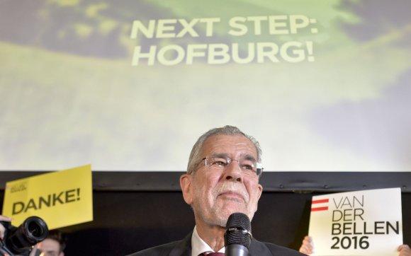"""AFP/""""Scanpix"""" nuotr./Alexanderis Van der Bellenas"""