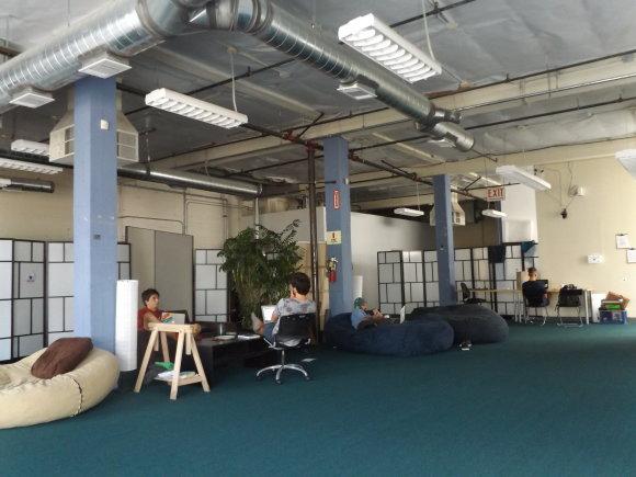 """""""Startuphouse"""" nuotr./Silicio slėnyje lietuvio įkurtas startuolių centras """"Startuphouse"""""""