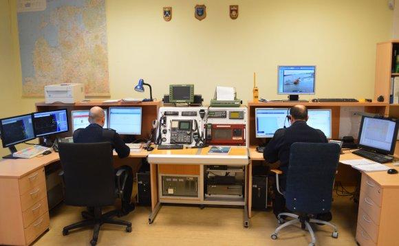 Srž. A. Vitkausko ir KJP archyvo nuotr./Jūrų gelbėjimo koordinavimo centras