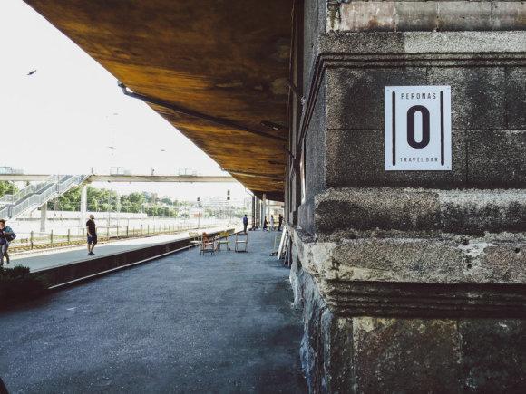 """Linos Jushkes nuotr./Traukinių stotyje bus atidarytas baras """"Peronas"""""""