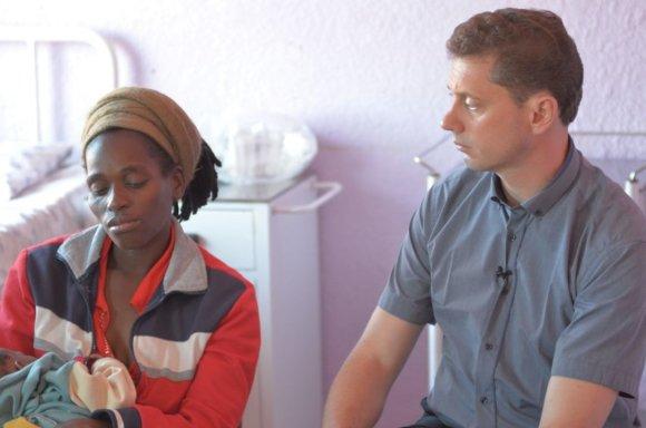 Organizatorių nuotr./UNICEF gerumo misijos dalyviai Sazilande