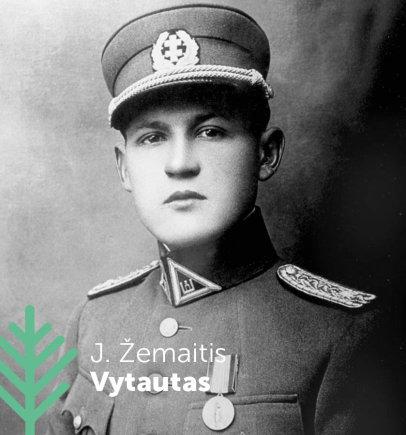 Akcijos organizatorių nuotr./Jonas Žemaitis-Vytautas