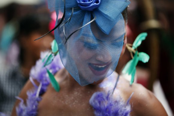 """Scanpix""/AP nuotr./LGBT paradas Nepale"