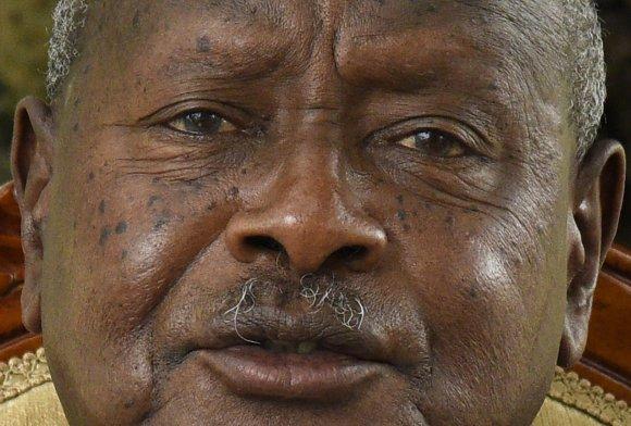 """AFP/""""Scanpix"""" nuotr./29 metus šalį valdantis – Yoweri Museveni"""
