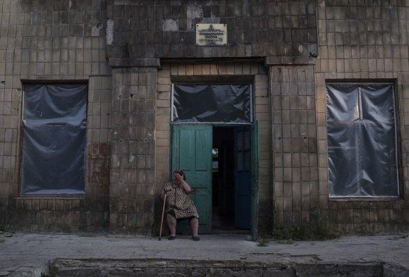 """Scanpix""/""Sputnik"" nuotr./Donecko ir Luhansko gyventojų kasdienybė"