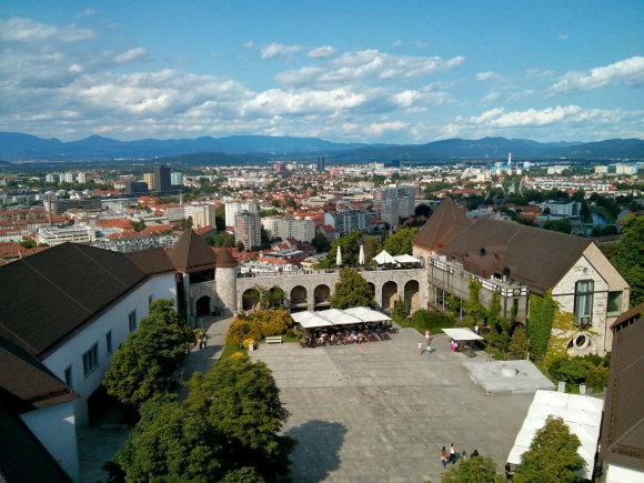 Mark Doliner/travelslovenia.org nuotr./Liubliana