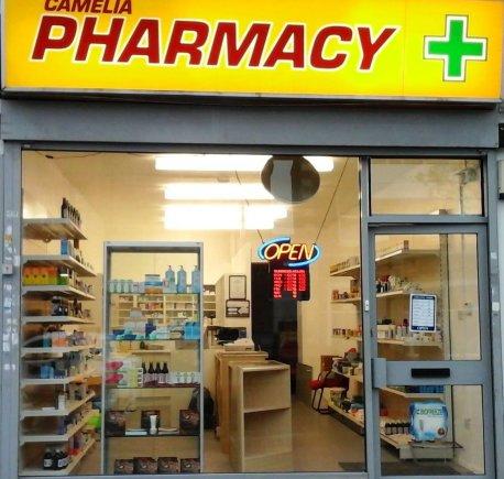 Iš tėvynės pažįstamas vaistinės pavadinimas masina Londono lietuvius.