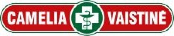 Lietuvoje veikiančių vaistinių tinklo logotipas.