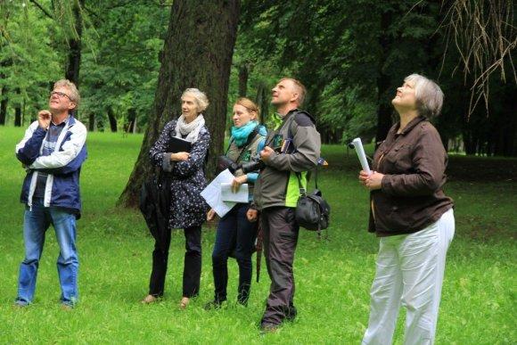 Projekto partnerio nuotr./Bibliotekos projektas plungiškiams padėjo pamatyti nykstančius paukščius
