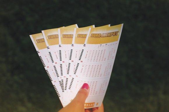 Olifėjos nuotr./Eurojackpot bilietai