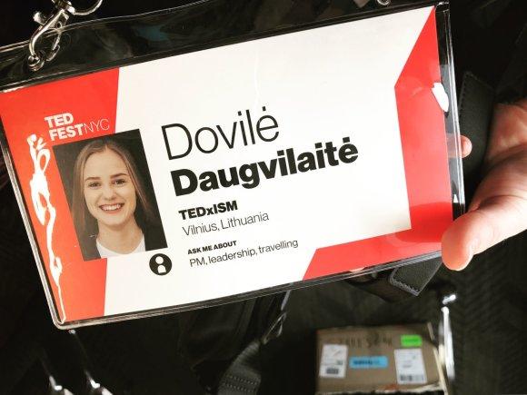 Organizatorių nuotr./Dovilė Daugvilaitė