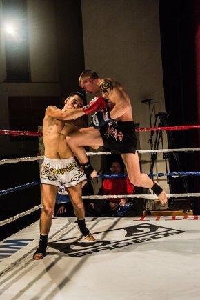 """Algirdo Sucilos nuotr./""""Mustangs fight 3"""" kovų turnyras Trakuose"""