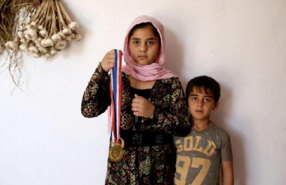 Irako vaikai