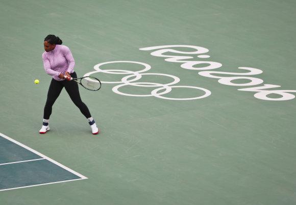 """Scanpix"" nuotr./Serena Williams ir Venus Williams"