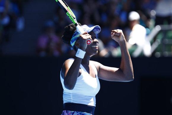 "AFP/""Scanpix"" nuotr./Venus Williams"
