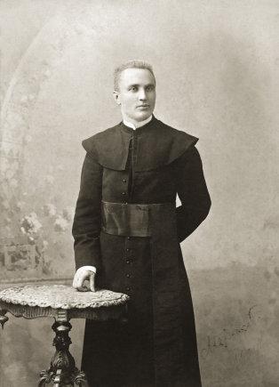 Lietuvos nacionalinio muziejaus nuotr./Alfonas Petrulis