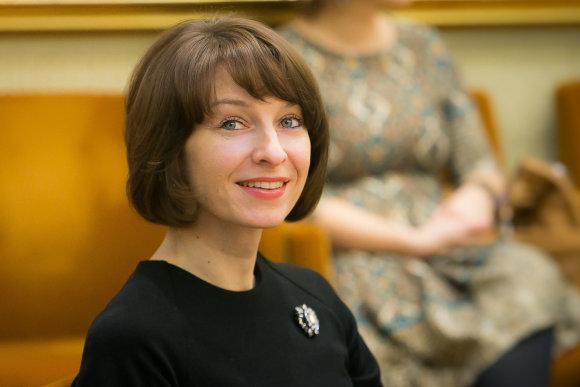 Asmeninio archyvo nuotr./dr. Eglė Krinickienė