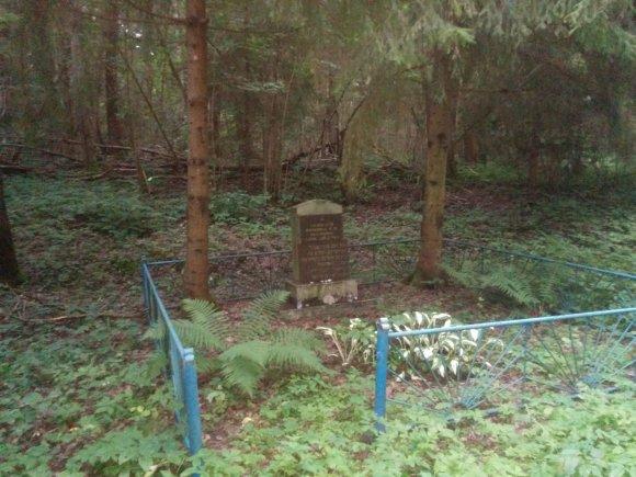 Ugniaus Antanavičiaus nuotr./Holokausto kapavietė Vėliučionyse