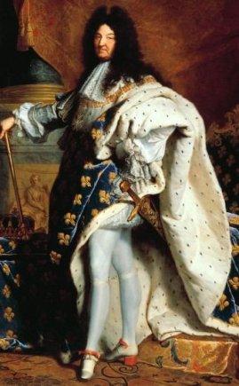 TodayIfoundout.com nuotr. /Karalius Liudvikas XIV su aukštakulniais