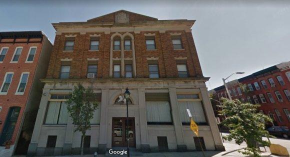 Google Street View nuotr./Lietuvių namai Baltimorėje
