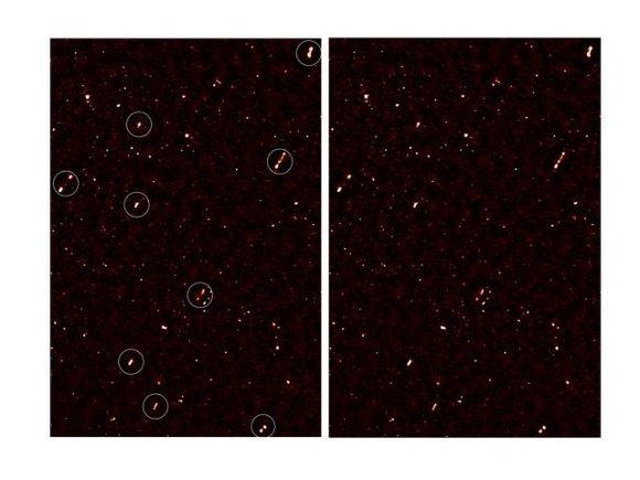 R.Tayloro nuotr./ELAIS-N1 regione esančios galaktikų srovės