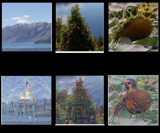 Google nuotr./Google dirbtinio intelekto programų sukurti paveikslai
