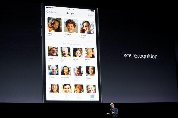 """Scanpix nuotr./""""iOS 10"""" naujovės"""