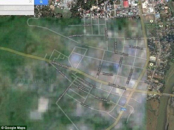 Google Earth/Valensijos miestas Filipinuose