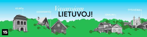 Vasarojam Lietuvoj