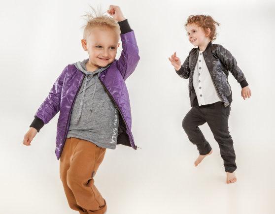 """""""Rabbit island"""" vaikiški drabužiai kuria jų pačių istoriją"""