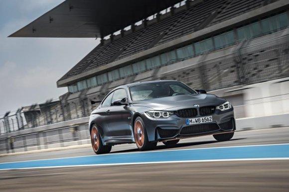 """BMW nuotr./""""BMW M4 GTS"""""""