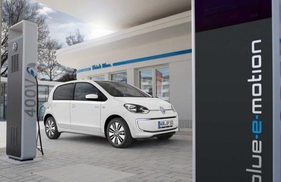 "Gamintojo nuotr./""Volkswagen e-up!"""