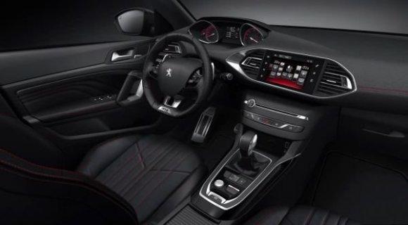 """""""Peugeot"""" nuotr./""""Peugeot 308 GT"""" universalas"""