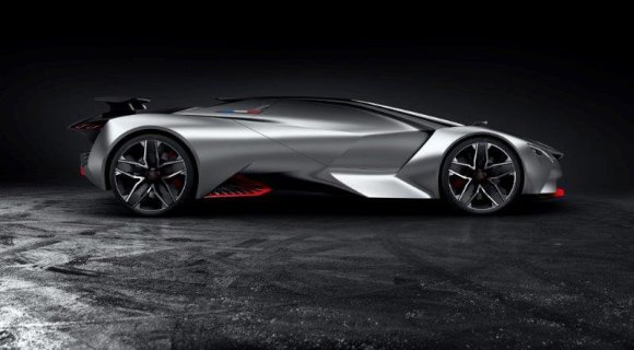 """Peugeot"" nuotr./""Peugeot Vision Gran Turismo"""
