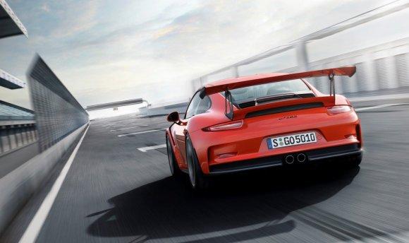 """Porsche"" nuotr./""Porsche 911 GT3 RS"""